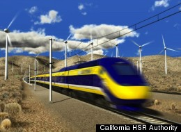 California High Speed Rail Authority Email