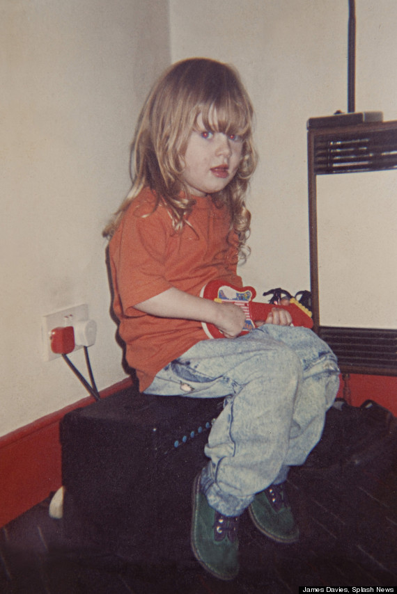 Adele Before She Was Famous: Singer's Childhood Pic ...