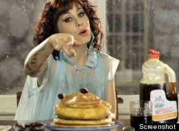 Kreayshawn New Video Breakfast