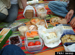 Plant-Based Meals: Make Your Vacation a Picnic