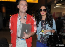 Tulisa In Airport Row