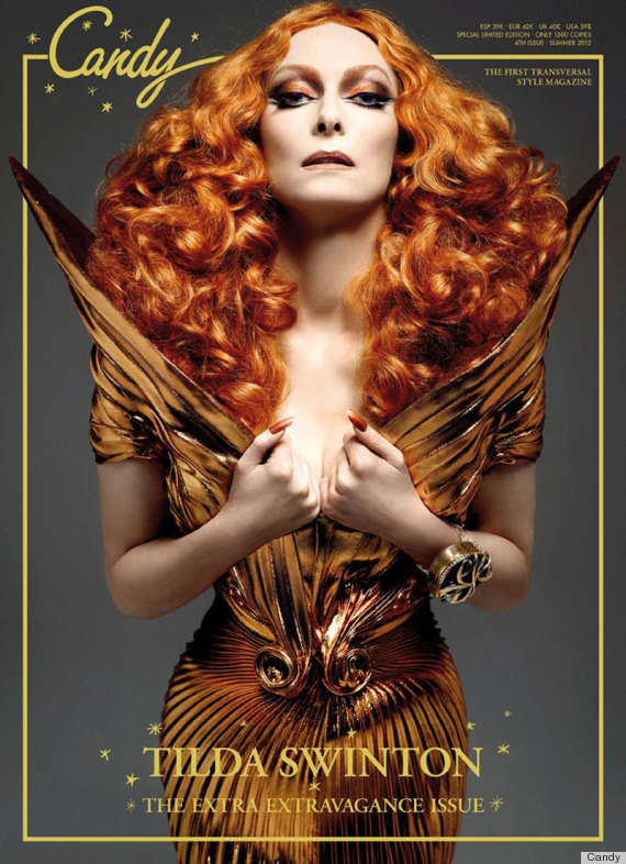tilda swinton candy