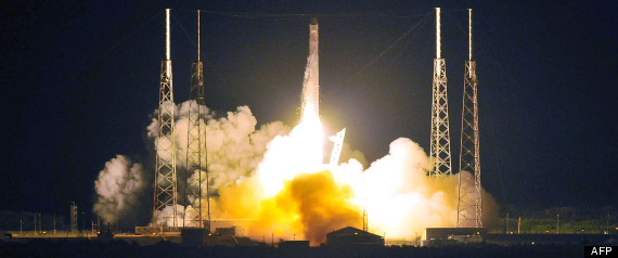 Lancement Spacex