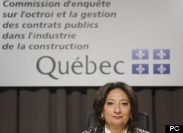 Le rapport Charbonneau n'est pas sur une «tablette», assure le gouvernement Couillard (VIDÉO)