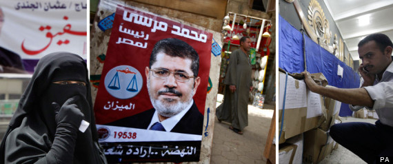 EGYPT ELECTION EGYPTIAN