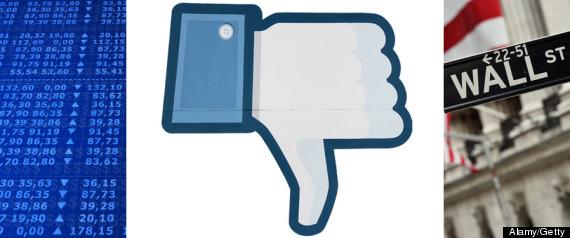 Facebook Wall Street Problem