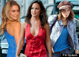Foxy Knoxy And Pippa Middleton Make Maxim's Hot 100 List (PICTURES)