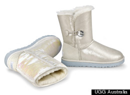 Ugg Wedding Shoes