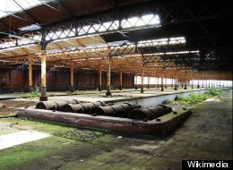 Abandoned Train Stations