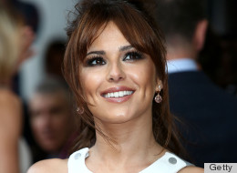 PHOTOS: Cheryl Cole's Bra Plays Peekaboo On The Red Carpet