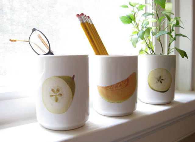 Craft Of The Day: Make These Adorable Mugs | HuffPost Life