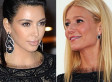 Kim Kardashian vs. Gwyneth Paltrow: Who Wore It Better? (PHOTOS)