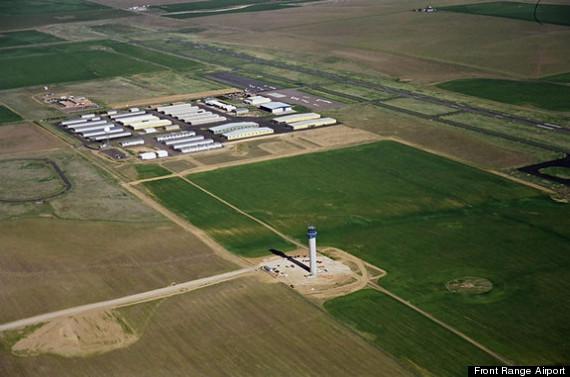 front range airport