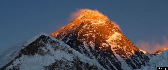 Everest Alamy