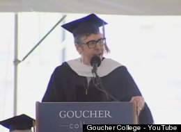 Ira Glass Goucher College Commencement