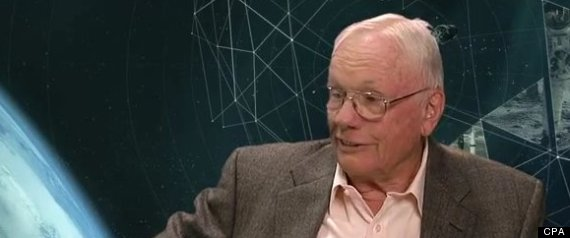 Neil Armstrong Rare Interview: People Love Conspiracy Theories