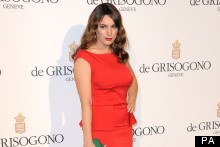 Kelly Brook And Paris Hilton Get Glam For Glittering De Grisogono Party