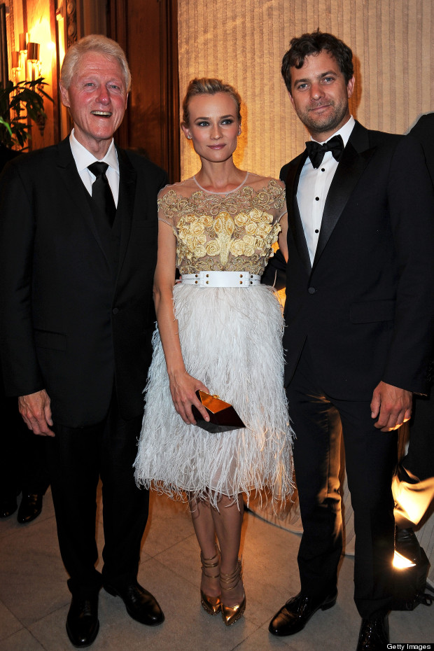 diane kruger bill clinton