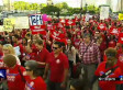 Chicago Teachers Union Protest: Thousands March Against Mayor In Downtown Rally (VIDEO)