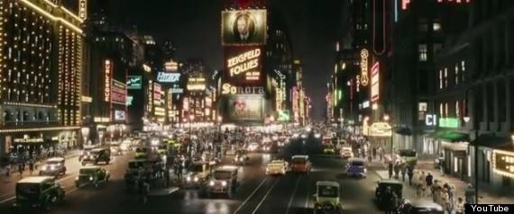 gatsby trailer ziegfeld
