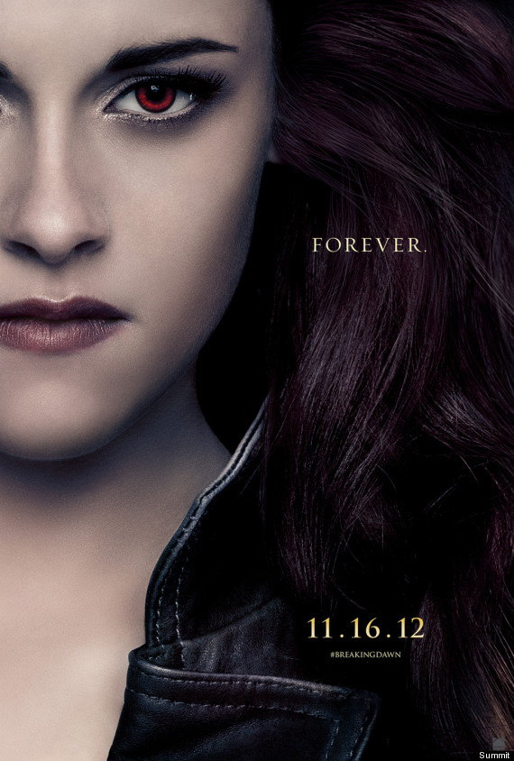 breaking dawn part 2 bella poster