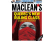 Maclean's Quebec Cover Takes Aim At Student Protesters