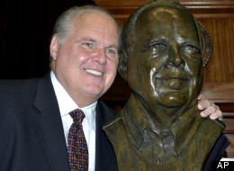 Rush Limbaugh Bust