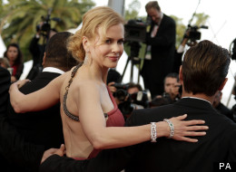 PHOTOS: Nicole, Heidi Dare To Bare At Cannes