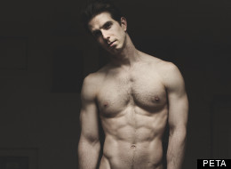 PETA's 2012 Sexiest Vegetarian Next Door: An Interview With Hot Gay Man Zachary Koval