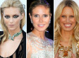 Heidi, Karolina & Anja Keep Sheer Trend Going Strong at amfAR Gala 2012 (PHOTOS)