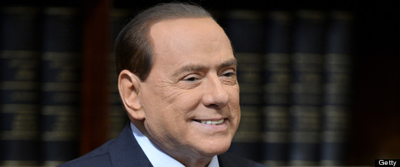 Berlusconi Bunga Bunga Obama