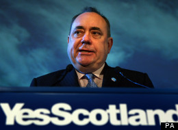 Alex Salmond Scottish Independence