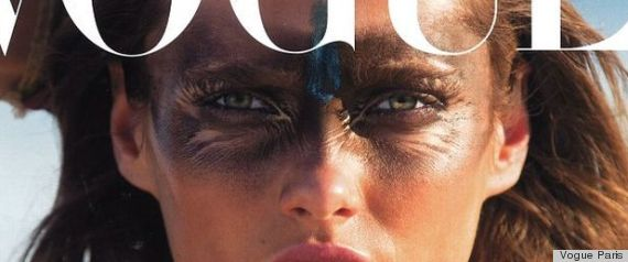 Vogue Paris Wrinkles