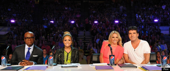 THE X FACTOR BRITNEY SPEARS