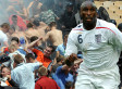 Euro 2012 Director Labels Sol Campbell 'Insolent' Over Advising England Fans Not To Travel To Ukraine