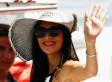 Nicole Scherzinger Almost Has A Wardrobe Malfunction At Monaco Grand Prix (PHOTOS)