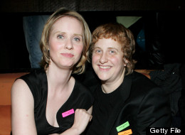 Cynthia Nixon Married