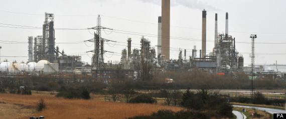 ESSEX ENERGY PLANT