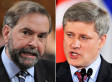 NDP Leading Conservatives: Poll Finds Strong Support For Thomas Mulcair's Party And Positions