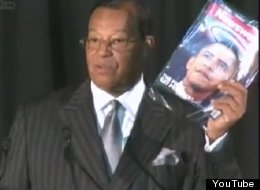 Louis Farrakhan Response To Gay Marriage