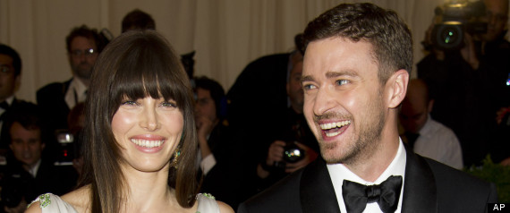 Jessica Biel Marrying Justin Timberlake