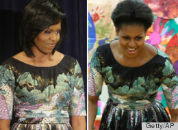 Michelle Obama Tracy Feith