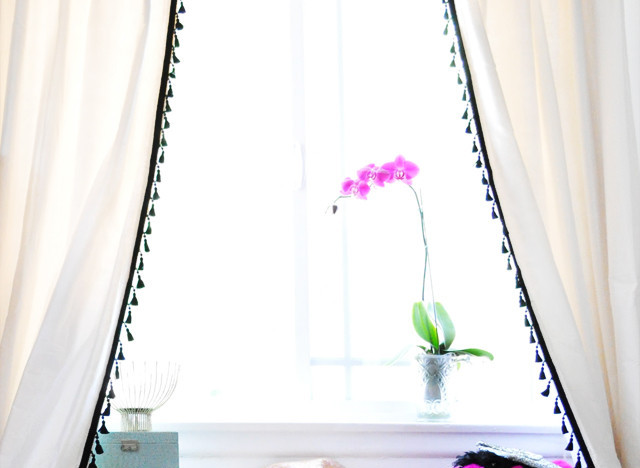 Tassel Curtains