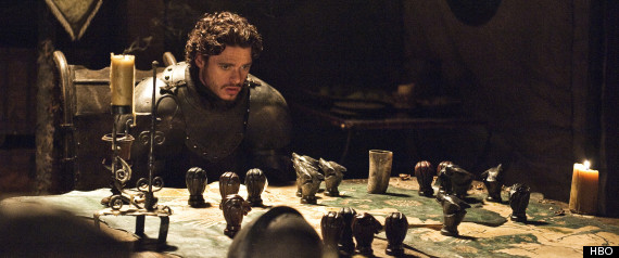 GAME OF THRONES SEASON 3 NEW CHARACTERS
