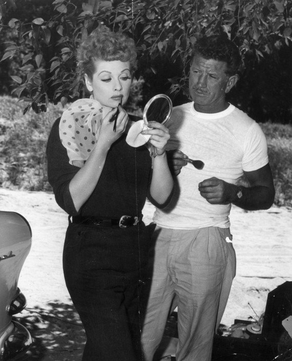 lucille ball style