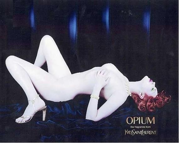 sophie dahl opium
