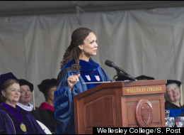 WATCH: Melissa Harris-Perry Gets Surprised At Commencement Speech
