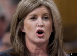 Rona Ambrose's Vote Sucker-Punched Women