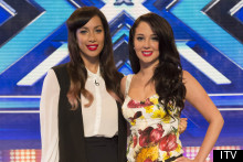 Leona Lewis & Nicole Scherzinger Take Their Turns As X Factor Guest Judges
