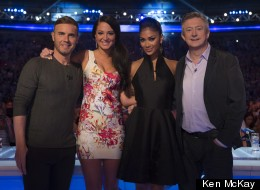 Look Who's Back On 'The X Factor'